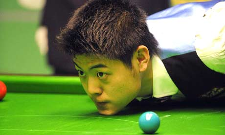 Liang: Heavy Scoring in Round 3.