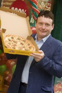 jIMMY WITH pIZZA
