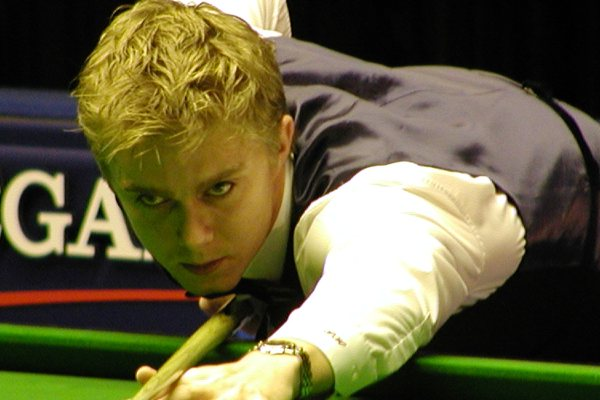 Paul Hunter Snooker