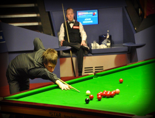 Judd can sharpen up for the Crucible in Beijing.