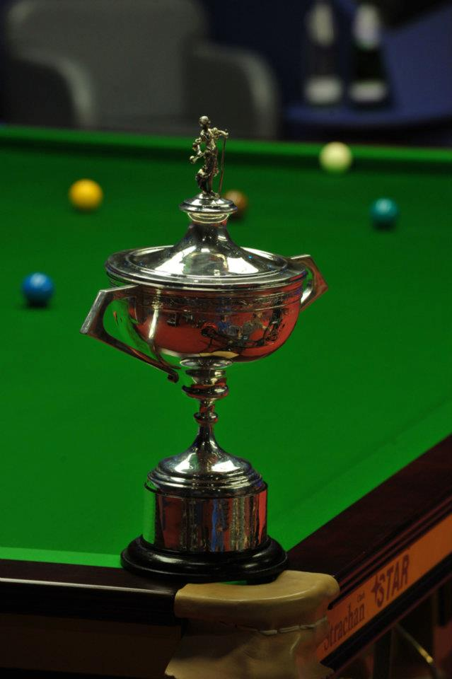 world snooker standings