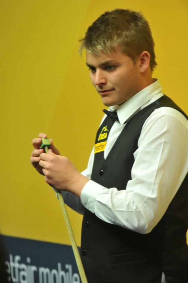 Michael White (snooker player) Snookerbacker 2015 April 07