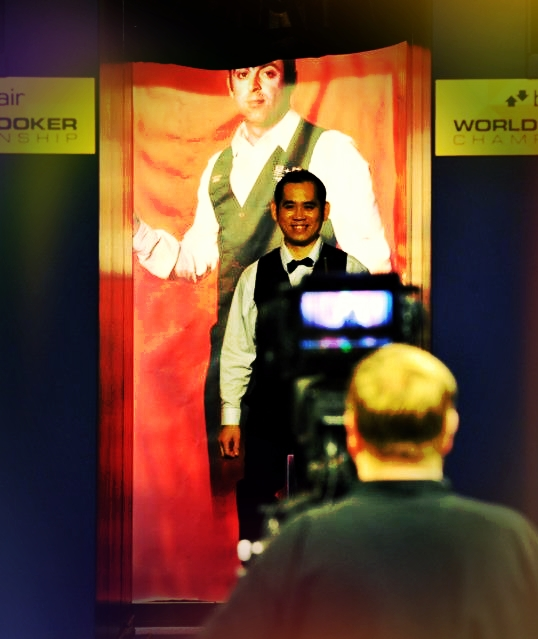 Poomjaeng: Just one match away from a swift return to the Crucible