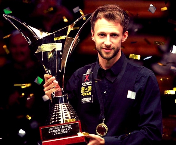 Judd's back to defend his title.
