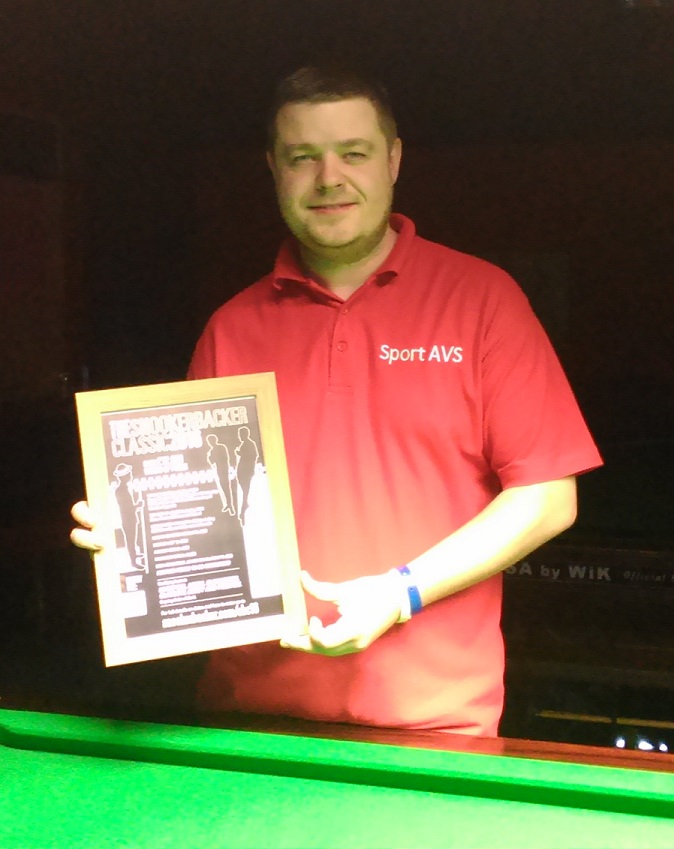 Gary Thomson won Scotland's second qualifying event to join the Grand Finals field.