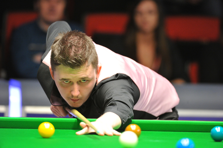 Kyren Wilson - on the up.
